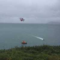 Two divers rescued off Dalkey Island