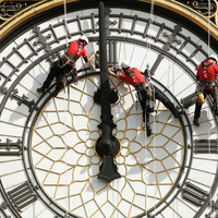 Big Ben goes silent today for four years, and UK politicians aren't happy