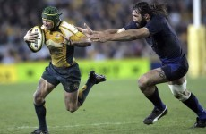 'Subbies' not Super Rugby for Sebastian Chabal's Oz odyssey