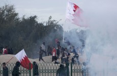 Continued clashes in Bahrain on anniversary of revolution