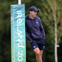 Ireland make three changes for second World Cup meeting with Australia