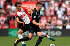 Pablo Zabaleta has declared his love for West Ham's 18-year-old Irishman