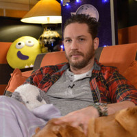 Tom Hardy's last CBeebies Bedtime Story will be a tribute to his dog Woody