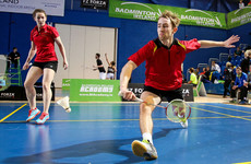 Donegal siblings reach Badminton World Championships last 32 as Scott Evans suffers narrow defeat