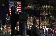 Trump goes back on criticism of Obama and clears the way for thousands more troops in Afghanistan