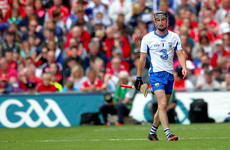 Waterford's Conor Gleeson banned, and will miss the All-Ireland final