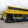 Row breaks out in Dublin Bus over youths 'scutting' on the back of new buses