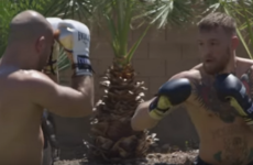 The first episode of 'Mayweather v McGregor: Embedded' is here