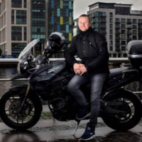 PJ Gallagher tweeted the best comeback to the thieves who robbed his motorbike