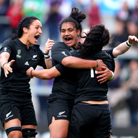 Wonderful Woodman scores four as Black Ferns march back into World Cup final