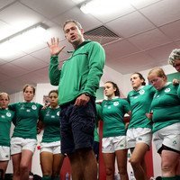 Ireland coach Tom Tierney facing post-World Cup review to determine future