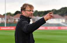 Klopp keeps peace with want-away Coutinho