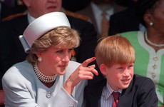 Prince Harry condemns paparazzi for taking photos of his dying mother