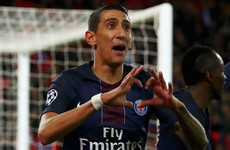 Barca blame Twitter hack for announcement of Di Maria signing