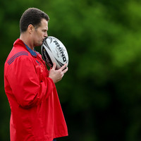Rassie: Felix Jones has already taken over a lot of my coaching duties