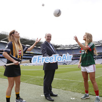 Senior ladies football and camogie All-Ireland finals 'of major importance to society'