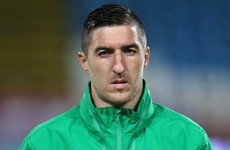 Irish team believe they can beat anyone - Stephen Ward