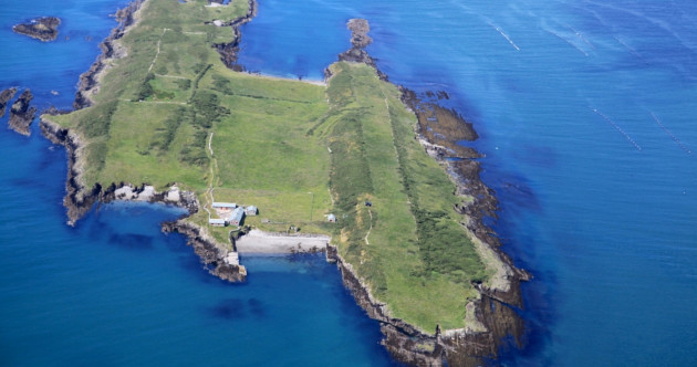 Stunning period design on a private island off the West Cork coast