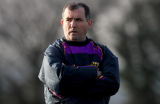 Banty steps down as Wexford manager after just one season in charge