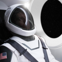 SpaceX has revealed its new spacesuit and it's like something from a Daft Punk video