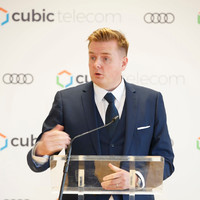 Dublin's Cubic Telecom has got a huge funding boost from Audi and other backers