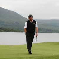 Bagman: Clarke signs Morbey as temporary caddy