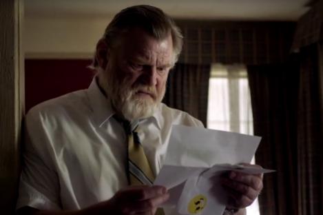 Brendan Gleeson's 'serial killer thriller' Mr Mercedes will be shown in coming months.