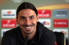 Guess who's back? Zlatan Ibrahimovic re-signs with Man United on one-year deal
