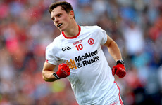 Tyrone make one change for Dublin as David Mulgrew's 2-1 off the bench gets him the nod
