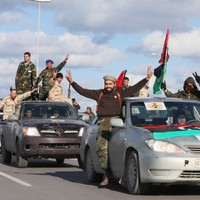 Armed militias in Libya are 'out of control', one year after uprising