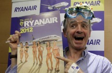 Ryanair rapped over 'sexist' newspaper ads for cabin crew calendar