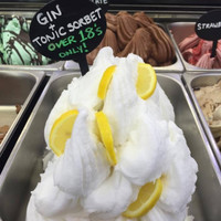 'Almost a full bottle of gin per batch': A Sligo ice cream shop's 'gin and tonic sorbet' is all over Facebook