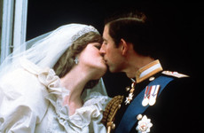 WATCH: Restored footage of Charles and Diana's wedding released