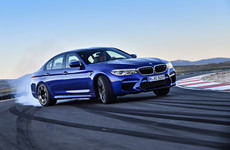 The new BMW M5 super saloon is faster and more powerful than ever