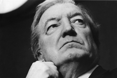 Charlie Haughey pictured in 1989