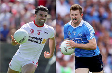 Jack McCaffrey and Tiernan McCann: A pair of defenders, there to attack