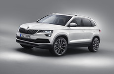 It's a December arrival for the new Skoda Karoq compact SUV