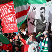 Cork City run riot and put a magnificent seven past Roddy Collins' hapless Athlone Town