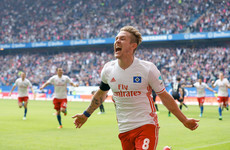 Ex-Spurs player makes history with 100th-minute regular time goal in bizarre Bundesliga match