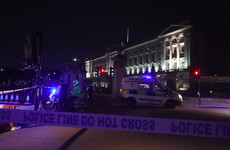 Man wielding four-foot sword injured three police officers near Buckingham Palace last night