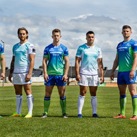 What do you think of Connacht's new away and European kits?