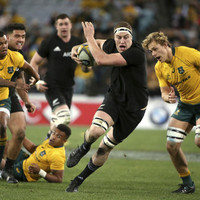 Hansen defends All Blacks lock Retallick after Cheika outburst