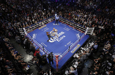 Almost 6,000 seats were left unsold for Mayweather-McGregor