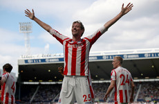 Crouch rescues a point for Stoke after Hegazi howler in Tony Pulis derby