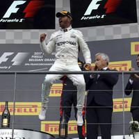 Lewis Hamilton cuts Sebastian Vettel's lead with Belgian Grand Prix victory