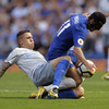 Everton's Mo Besic features against Chelsea despite father being shot twice in native Bosnia