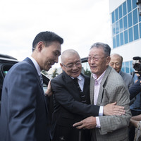 'Hard labour - it's hard': Canadian pastor freed from North Korean jail despite life sentence