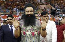 Indian guru sentenced to 10 years in prison for rape