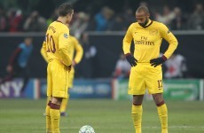 As it happened: AC Milan v Arsenal