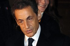 'Oui, je suis candidat à l'élection présidentielle': Sarkozy confirms re-election bid